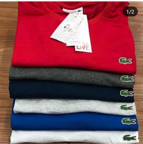 3f885a7ceb1 Camisa Lacoste Atacado - Camisa Masculino no Mercado Livre Brasil