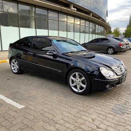 Mercedes-benz Clase C 2.3 C230 Sportcoupe V6 Sport Edition