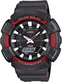 Reloj Casio Hombre Modelo Ad-s800wh-4avdf Analogico Digital