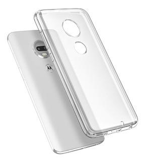 Capa Motorola Moto G7 Play + Película De Vidro 3d Tela Toda
