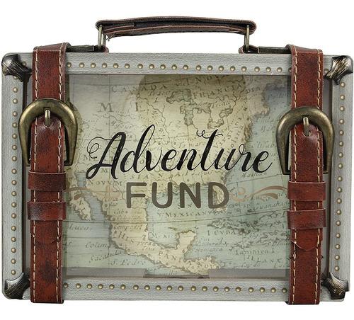 Young's Adventure Fund Velis Con Hebilla De Madera (idioma
