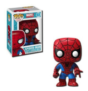 Funko Pop Spider Man Marvel- 15% Off