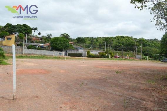 Terreno Residencial À Venda, Pinheirinho, Atibaia. - Te0051