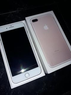 iPhone 7 Plus Gold Rosa De 256 Gb ( 500 Gringos) Negociable