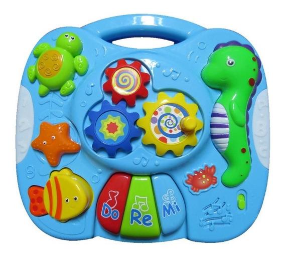 Mesa Didáctica Juegos Aquario Zippy Toys Flex