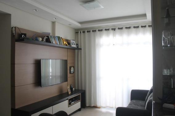 Apartamento Em Jardim Cidade De Florianópolis, São José/sc De 75m² 3 Quartos À Venda Por R$ 375.000,00 - Ap187111