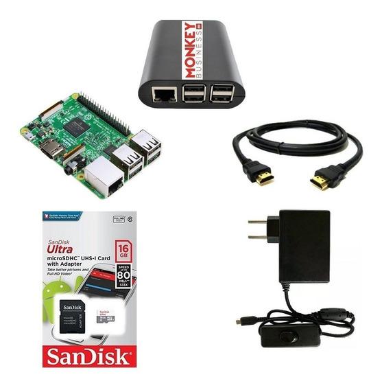 Mini Pc Desktop Raspberry Pi 3