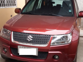 Suzuki Grand Vitara Sz 2012 2.4l 4x4 Doble Traccion Full A/c