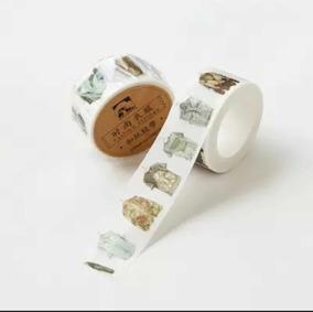 Washi Tape Fita Decorativa Moda Jaqueta Camiseta