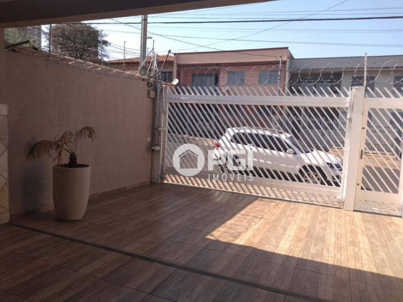 Casa Com 3 Dormitórios, 195 M² - Venda Por R$ 480.000,00 Ou Aluguel Por R$ 2.200,00/mês - Nova Ribeirânia - Ribeirão Preto/sp - Ca2958