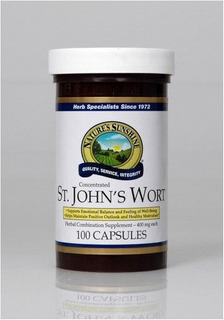 St Johns Wort Concentrate 100