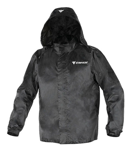 Campera Casual Dainese D-crust Basic Negro