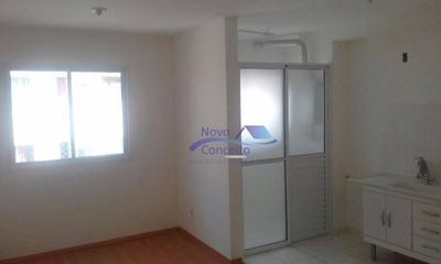 Apartamento Com 2 Dormitórios À Venda, 44 M² Por R$ 212.000 - São Mateus - São Paulo/sp - Ap0130