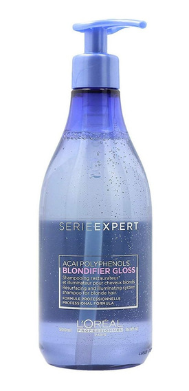 Shampoo Loreal Se Blondifier Gloss 500 Ml