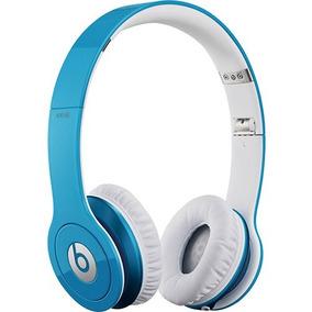 Fone Beats Dr Dre Solo Hd Azul Novo Original iPhone iPod
