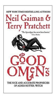 Good Omens - Neil Gaiman And Terry Pratchett - Libro- Inglés