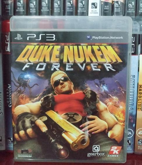 Duke Nukem Forever Ps3   Parcelamento Sem Juros