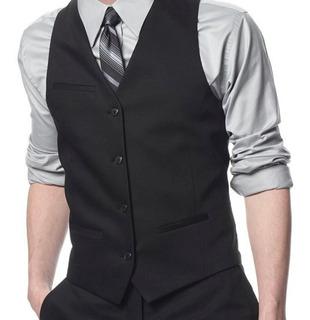 Chaleco De Vestir Hombre Excelente!
