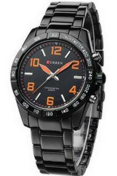 Relógio Masculino Analógico Original Curren 8107