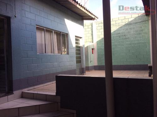 Galpão Comercial À Venda, Dos Casa, São Bernardo Do Campo. - Ga0036