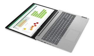 Notebook Lenovo Thinkbook 15.6 Ci7 16gb Ssd 480gb I7-1051ou