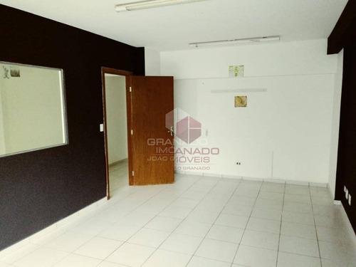 Imagem 1 de 9 de Sala Para Alugar Com 124 M² - Maringá/pr - Sa0042