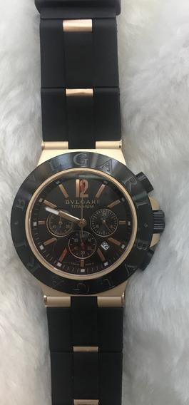 Relógio Bvlgari Titaniun Original Consulte Disponibilidade