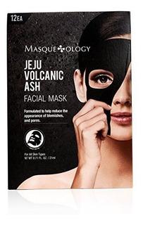 Masqueologia Jeju Mascara Facial De Ceniza Volcanica