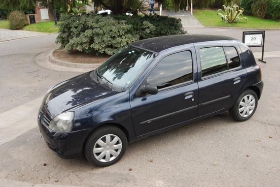 Renault Clio Campus 1.2 Pack Ii 2012
