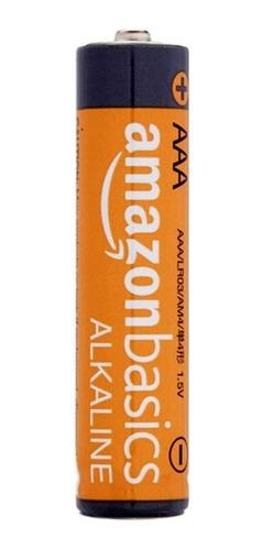 Imagen 1 de 6 de Pila Amazon Basics Aaa Alta Duracion Alto Rendimiento