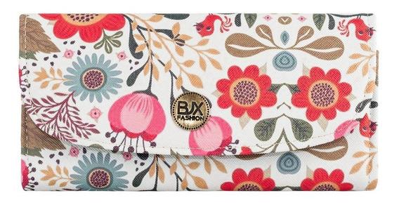 Cartera De Dama Rosas Envio Gratis Textil Artesanal Bolsa