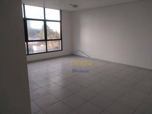Sala Para Alugar Ed. Teck Towerpor R$ 750/mês - Jardim São Dimas - São José Dos Campos/sp - Sa0008