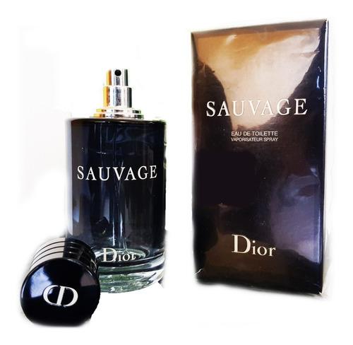 Perfume Sauvage Cristian Dior - L a $1860