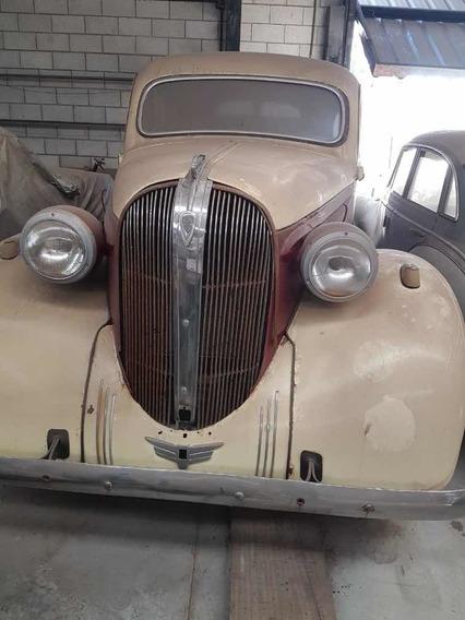 Plymouth Sedan 1938