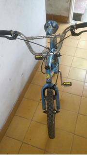 Bicicleta Niño Rodado 16 Búnker