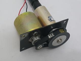 Motore C/redução Relação 3:1 Airpax 12v Projetos Diversos