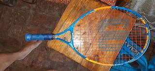 Requeta Tenis Niño Wilson Federer 21