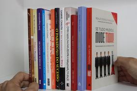Lote Com 12 Livros Auto-ajuda - Gustavo Cerbasi E E Outros