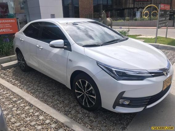 Toyota Corolla Seg 1.8cc At Aa