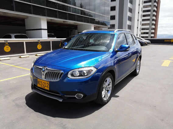Brilliance V5 Turbo 2013