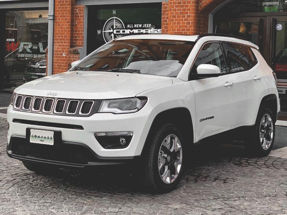 Jeep Compass Longitude At6 2020 0km Color A Convenir