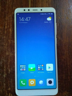 Celular Xiaomi Redmi 5 32/3 Gb Liberado C/caja Y Accesorios