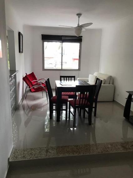 Apartamento Em Moema, São Paulo/sp De 55m² 1 Quartos À Venda Por R$ 550.000,00 - Ap258415