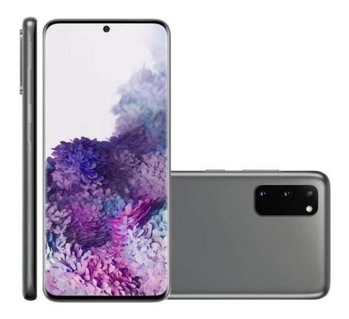 Samsung Galaxy S20 Cinza, 6.2 , 128gb - Cosmic Gray