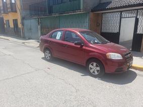 Chevrolet Aveo 1.6 E Abs 5vel Ee Ba Mp3 R-15 Mt 2011