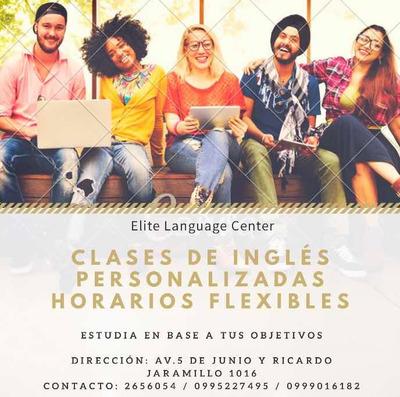 Clases Particulares De Inglés A Domicilio, Oficina Y Online