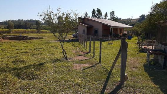 Chácara Com 1 Dormitório À Venda, 10000 M² Por R$ 500.000 - Rosário - Elias Fausto/sp - Ch0137