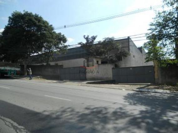 Excelente Galpão Industrial Em Guarulhos - 254