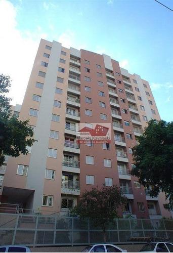 Imagem 1 de 5 de Apartamento Com 3 Dormitórios, 67 M² - Venda Por R$ 420.000,00 Ou Aluguel Por R$ 1.900,00/mês - Ipiranga - São Paulo/sp - Ap13386