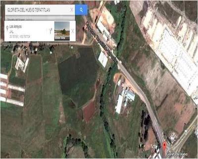 Terreno En Venta Tepatitlán De Morelos